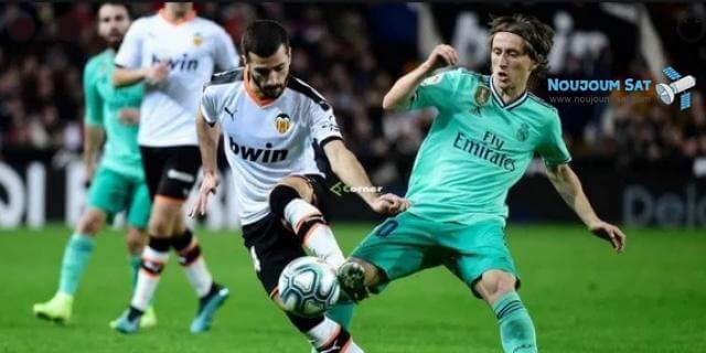 مباراة ريال مدريد ضد فالنسيا والقنوات الناقلة